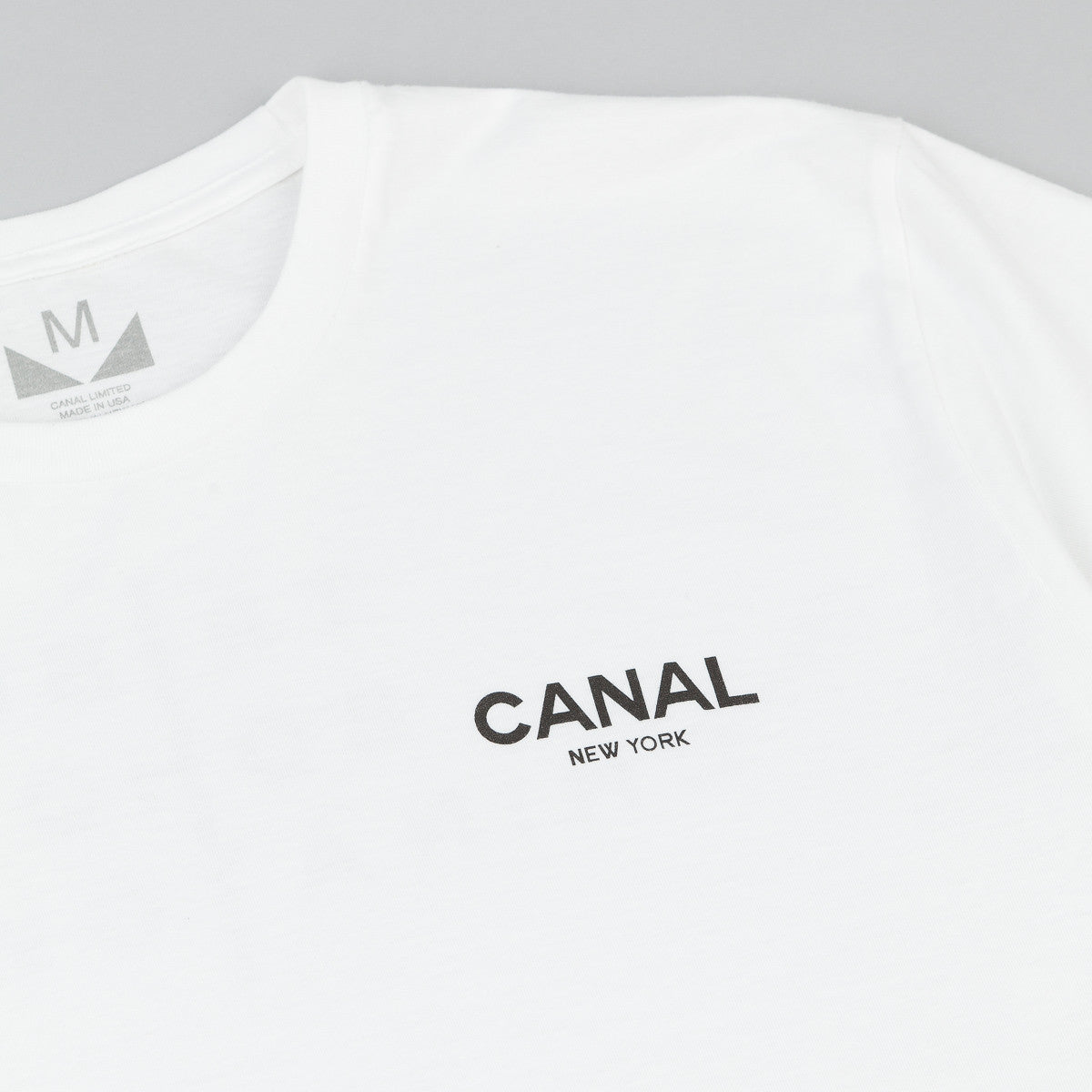 Canal New York Film Festival T-Shirt - White