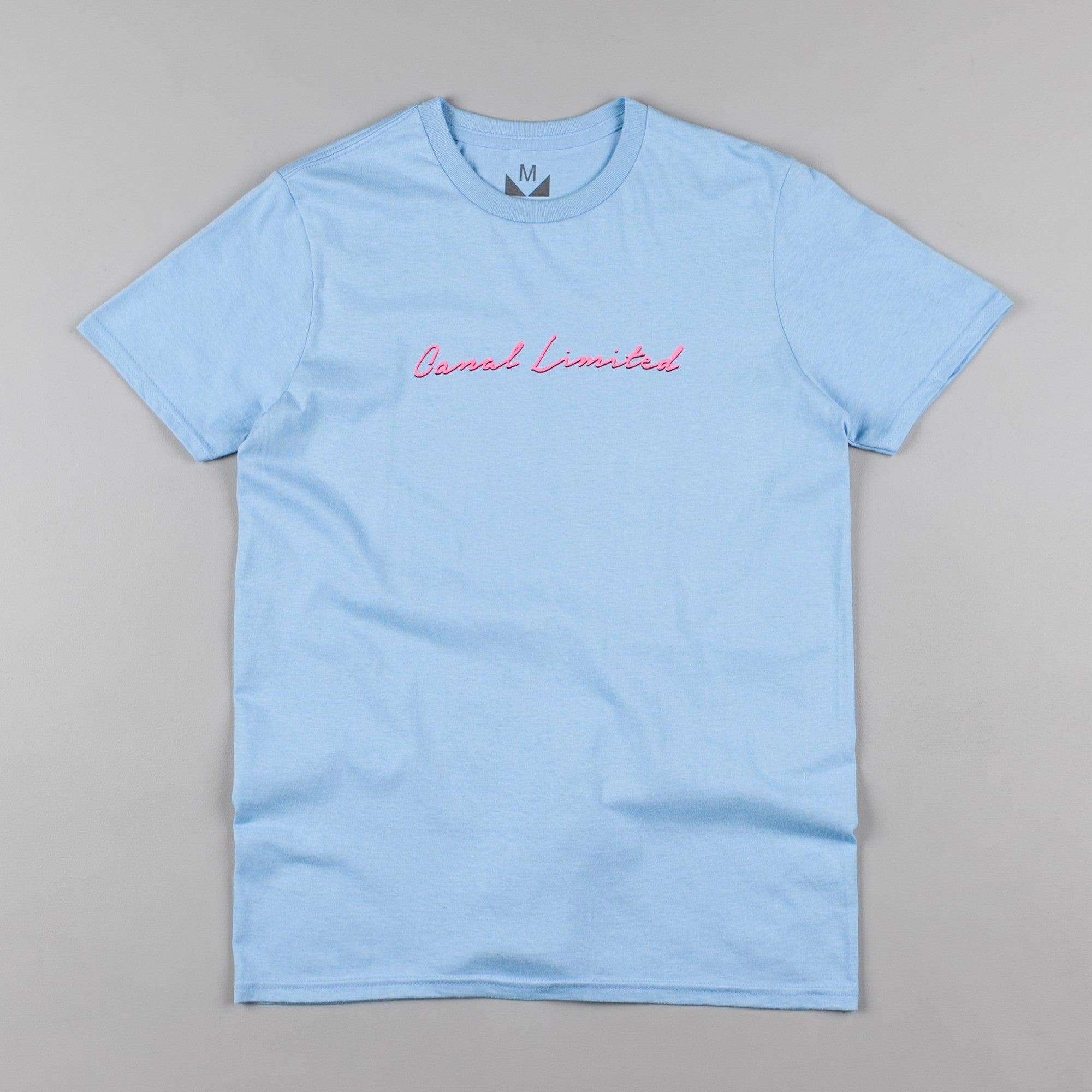 Canal New York Limited T-Shirt - Light Blue