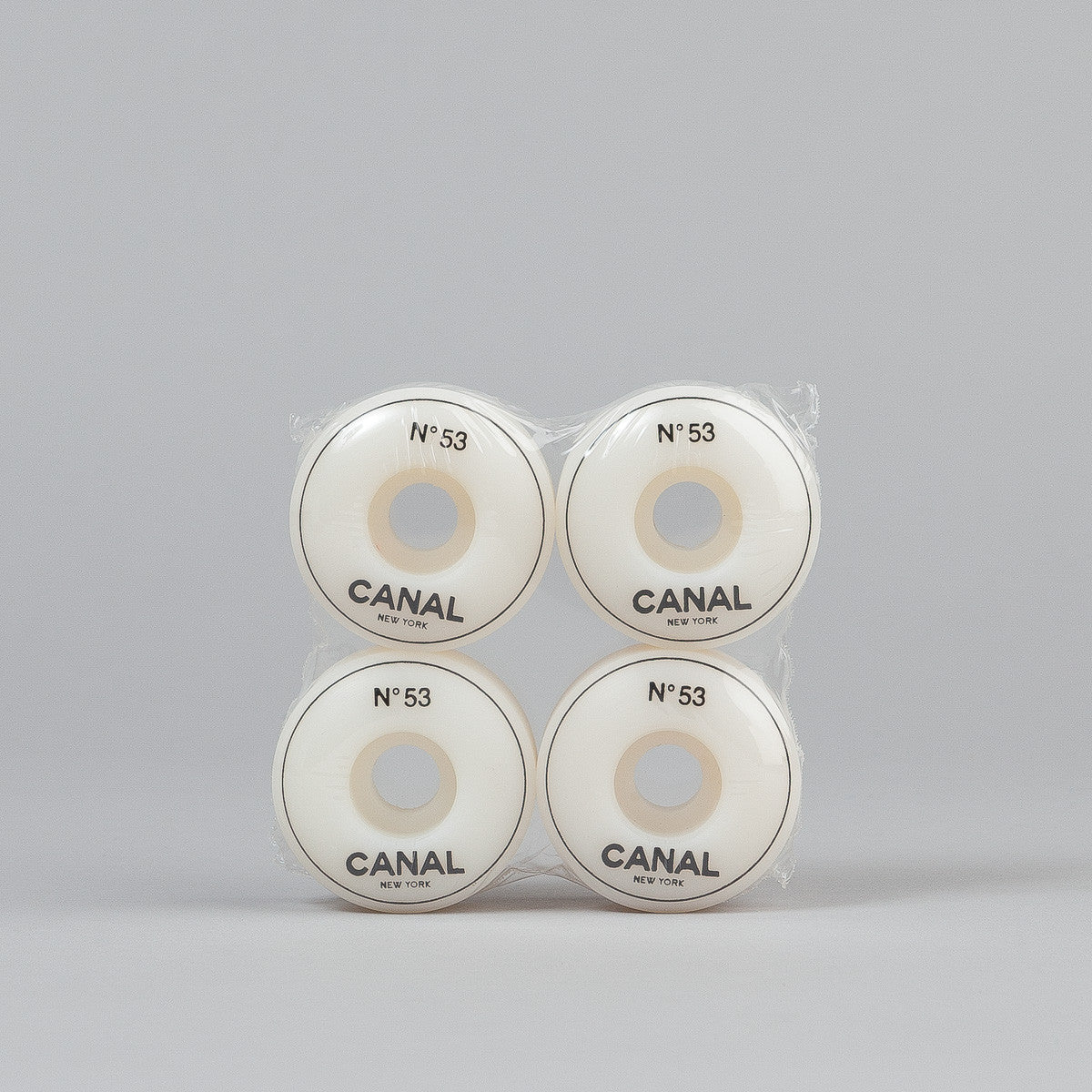 Canal New York Wheels - 53mm