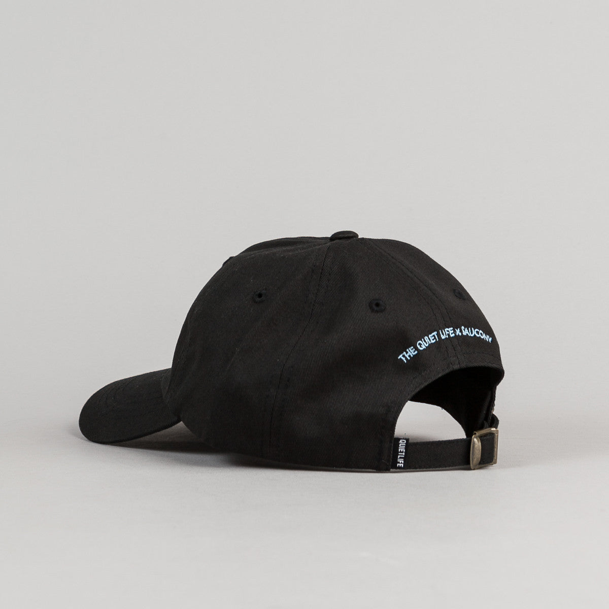 The Quiet Life X Saucony Triangle Dad Hat - Black