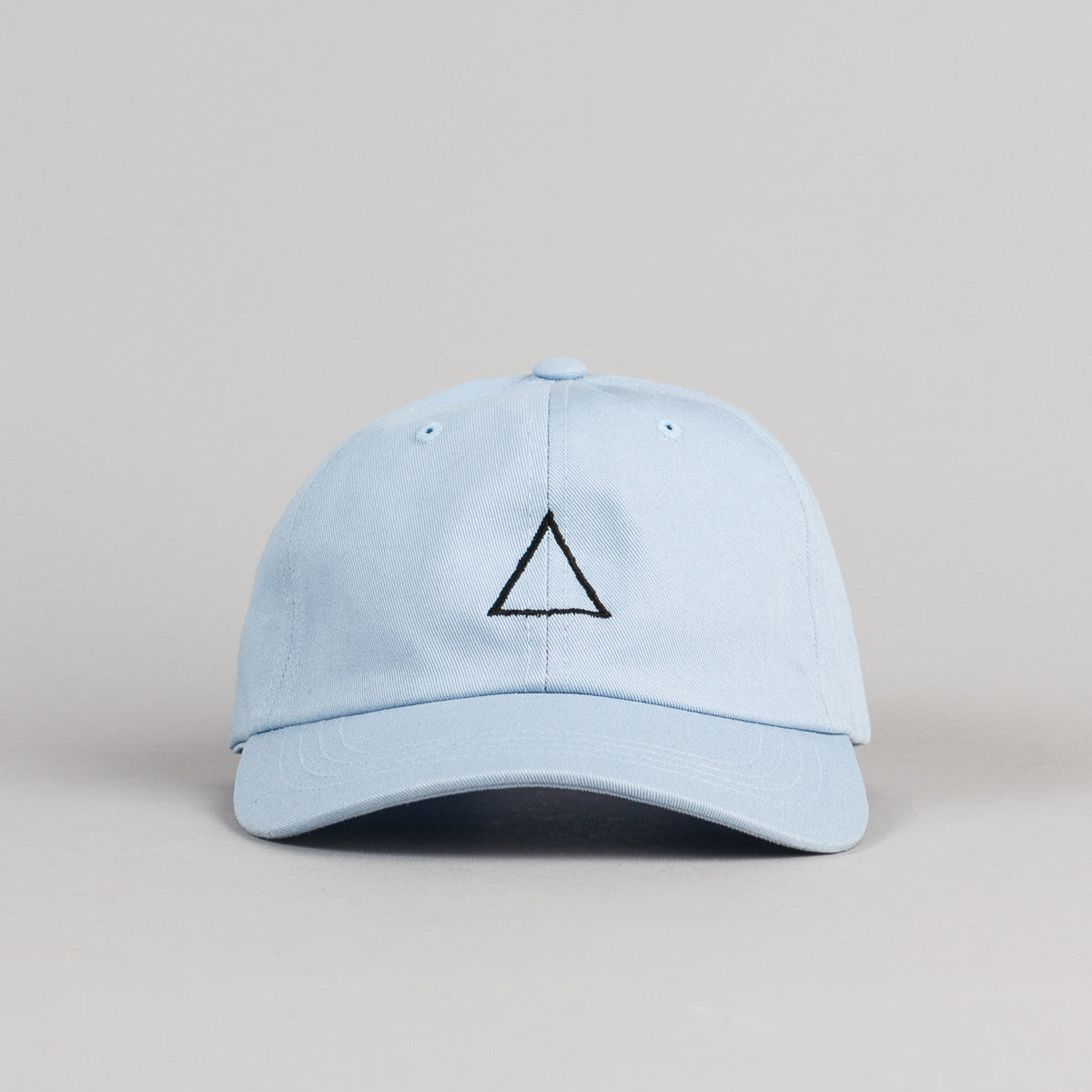 The Quiet Life X Saucony Triangle Dad Hat - Light Blue