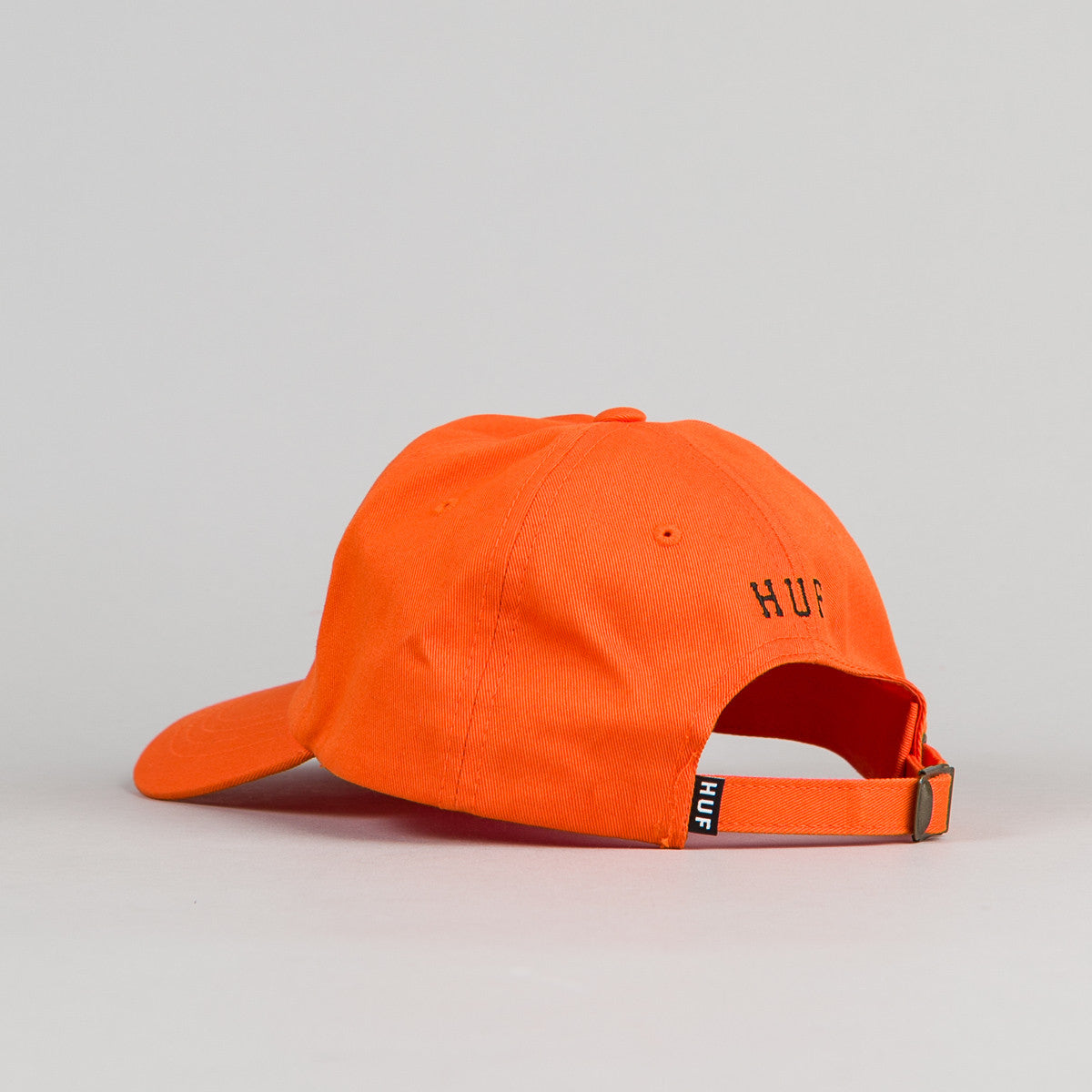 HUF Classic H Cap - Orange / Black