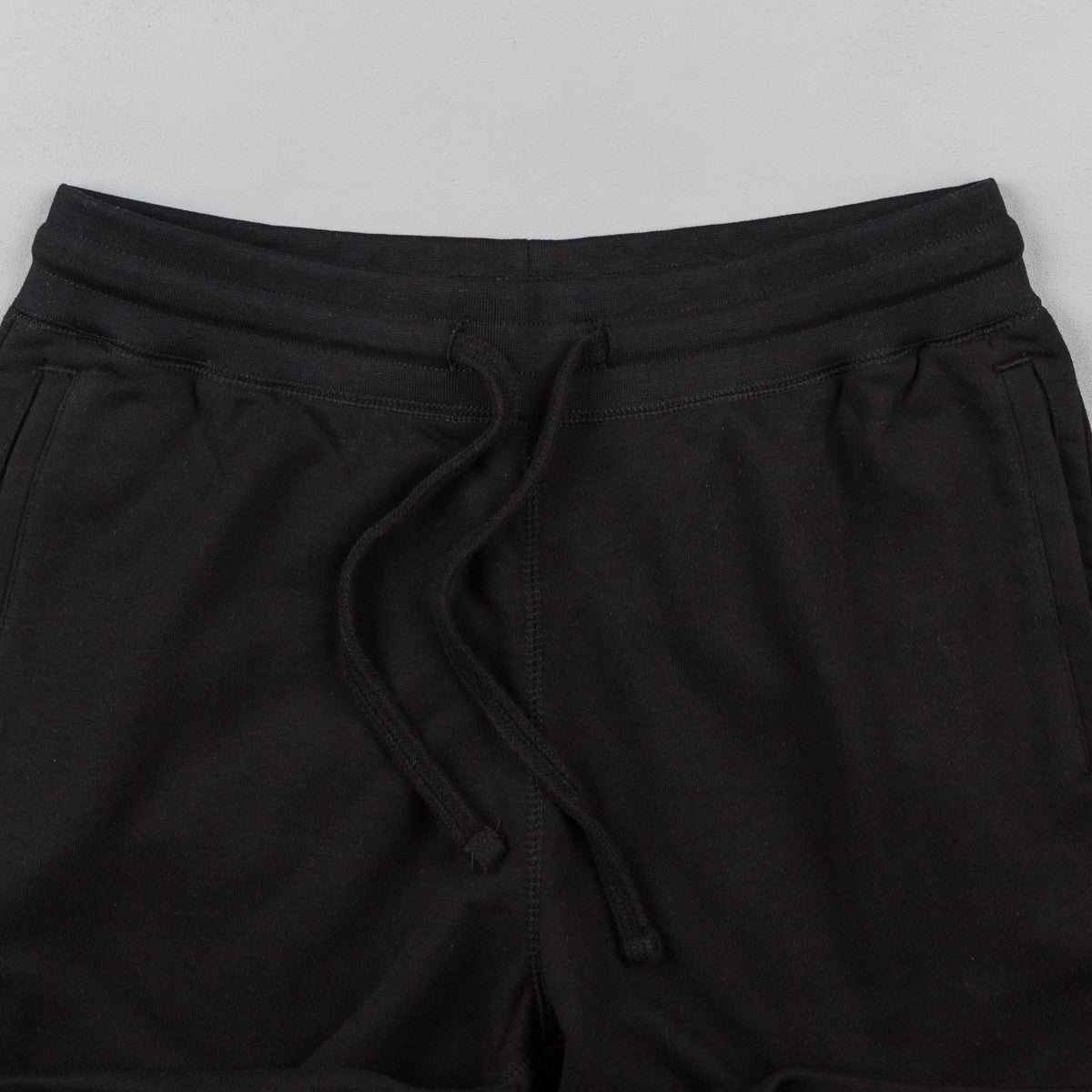 HUF Classic H Fleece Shorts - Black
