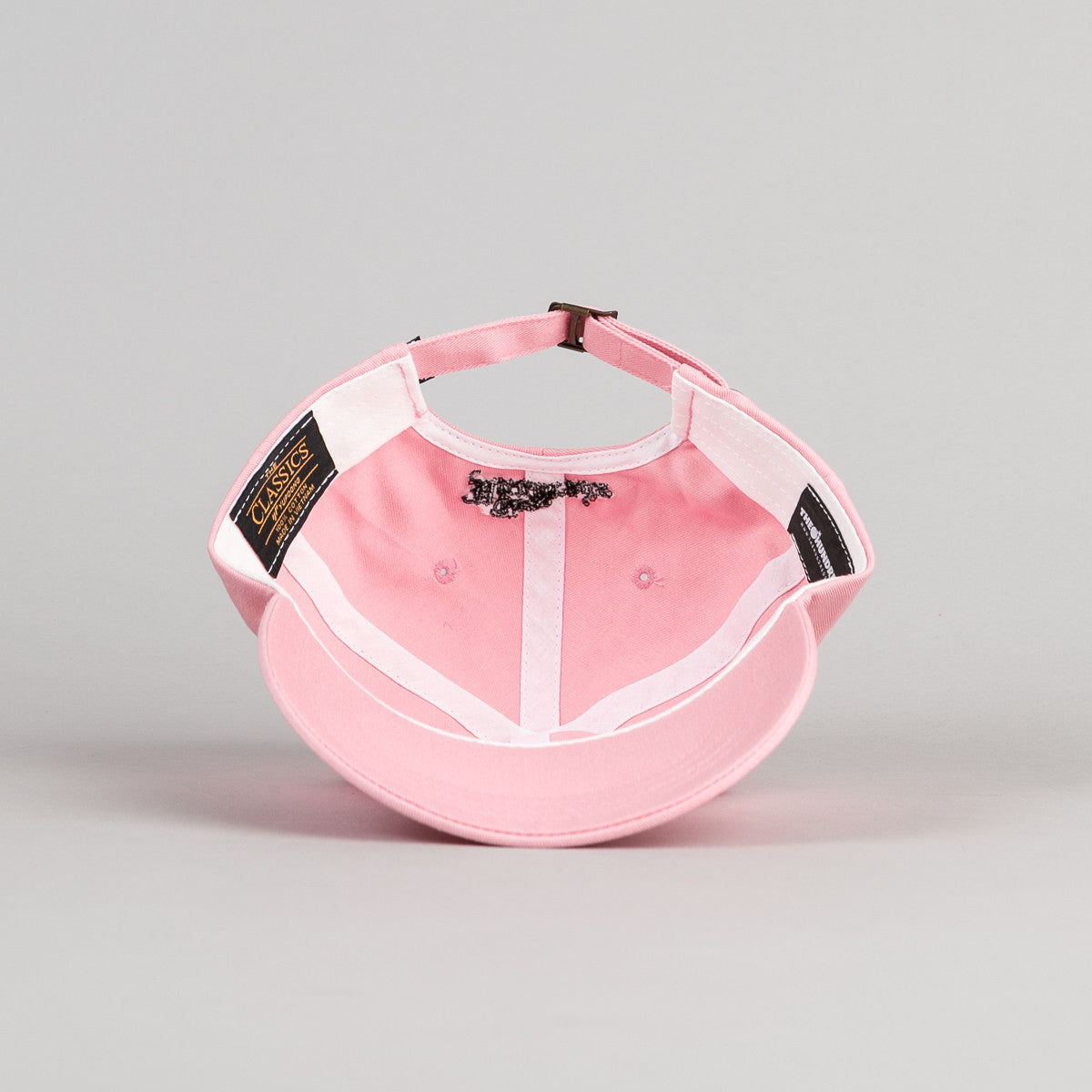 The Hundreds Rose Strapback Cap - Pink