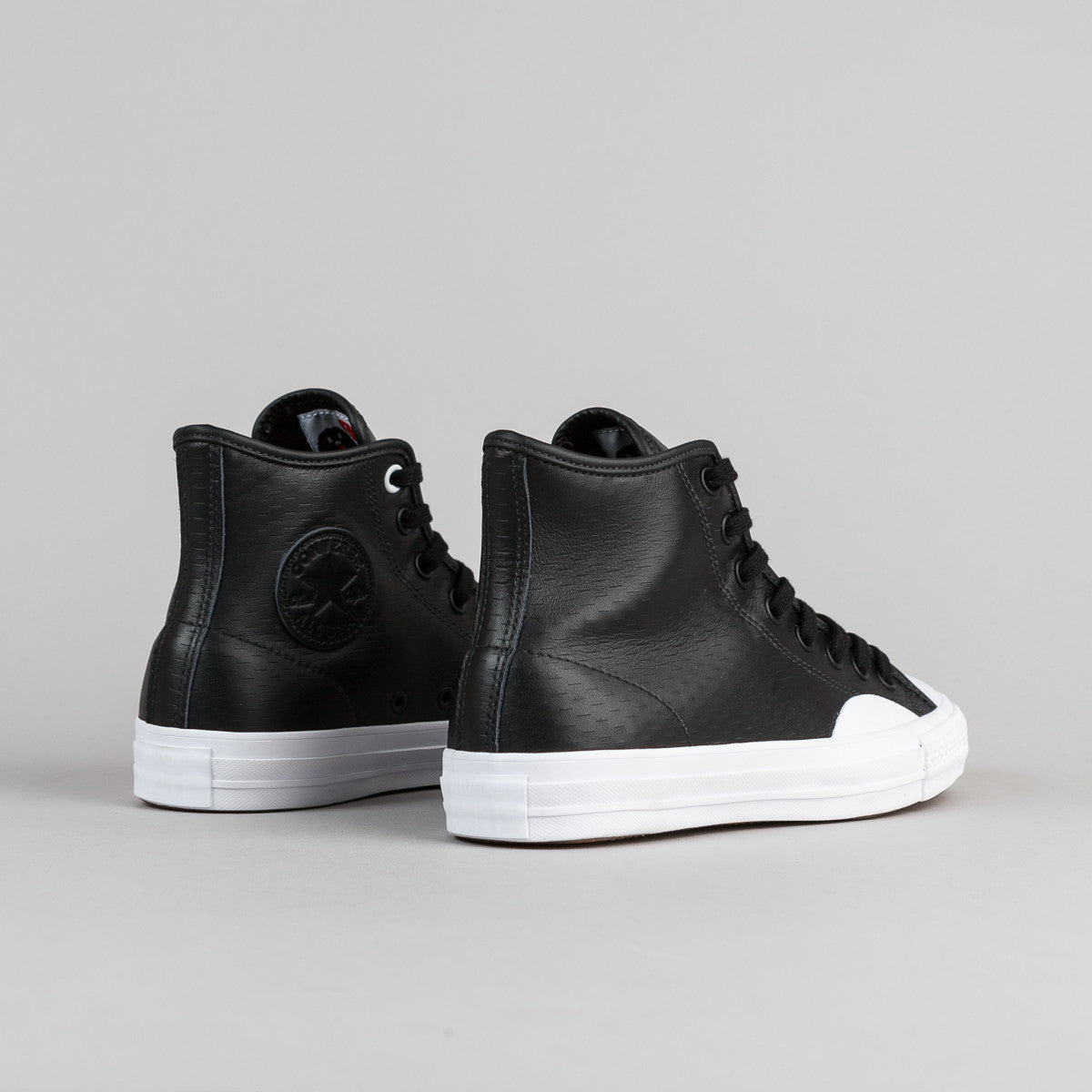 Converse CTAS Pro Hi OP 'Ben G' Shoes - Black