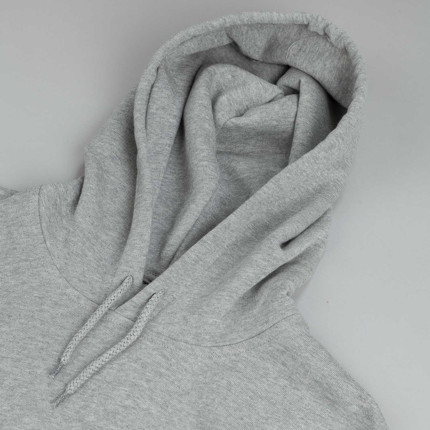 Carhartt 89 Hooded Sweatshirt - Grey Heather / Resolution