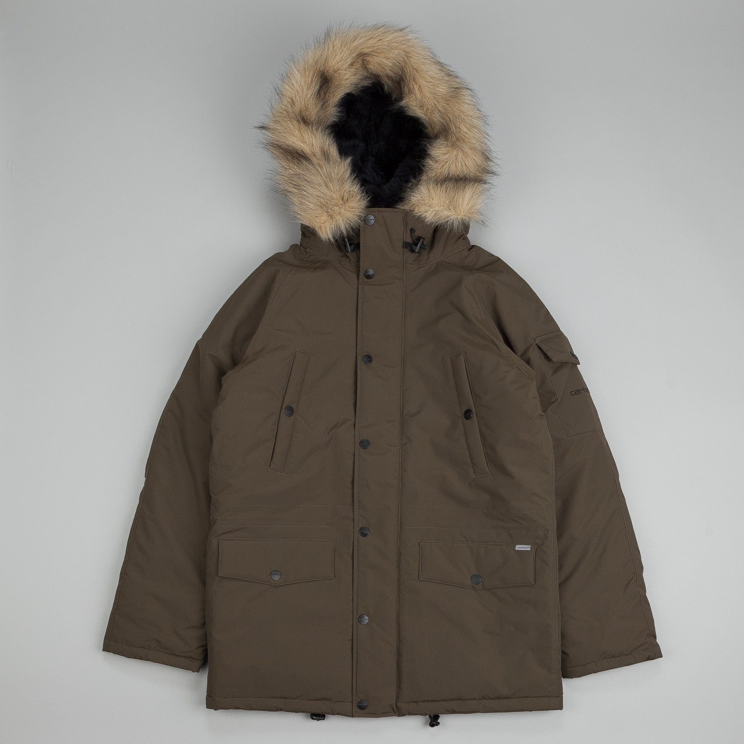 Carhartt Anchorage Parka Cypress / Black
