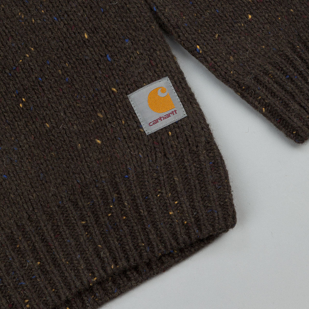 Carhartt Anglistic Sweatshirt - Blackforest Heather