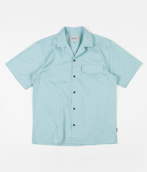 Carhartt Anvil Short Sleeve Shirt - Soft Aloe
