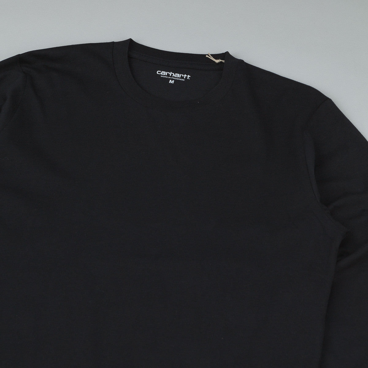 Carhartt Base Long Sleeve T-Shirt - Black
