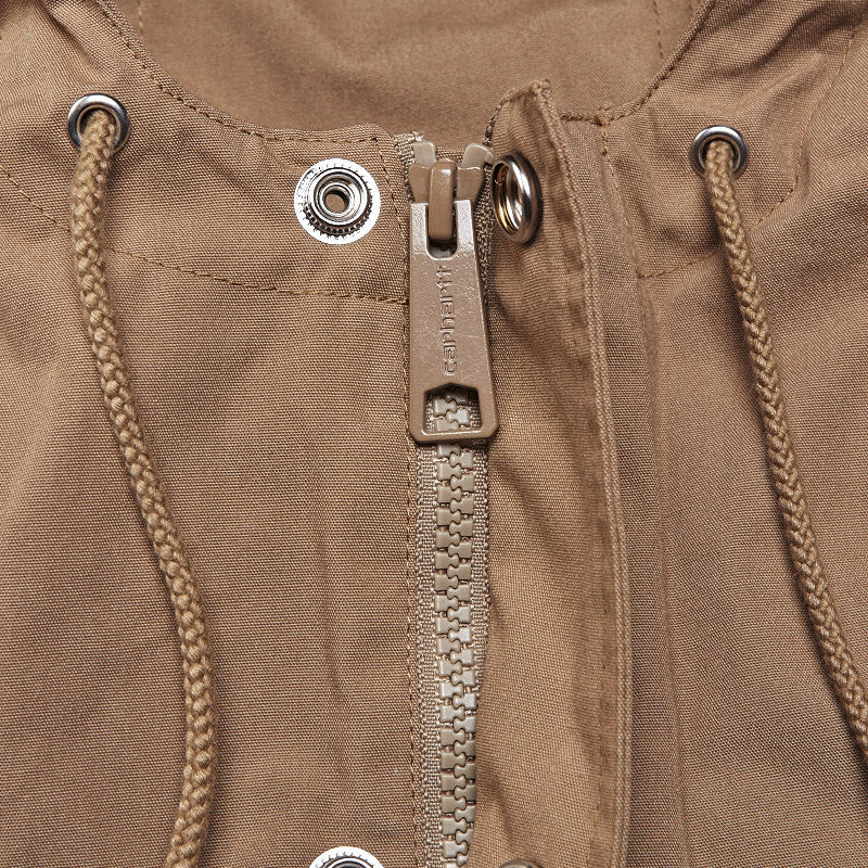 Carhartt Battle Parka Haze Rigid