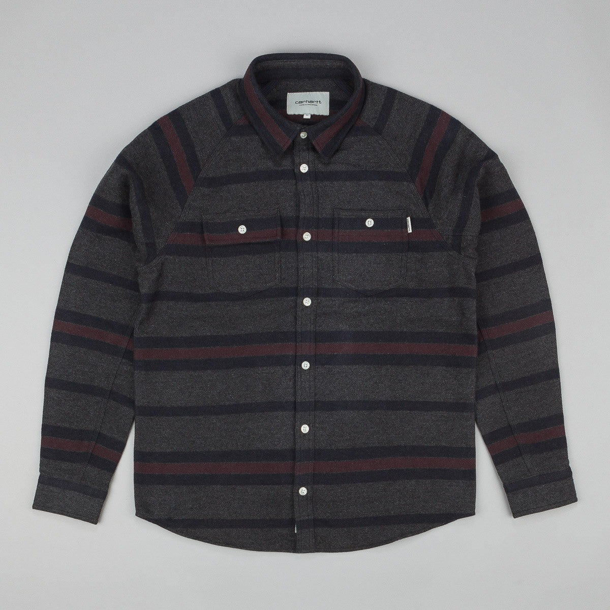 Carhartt Blanket Flannel Long Sleeve Shirt