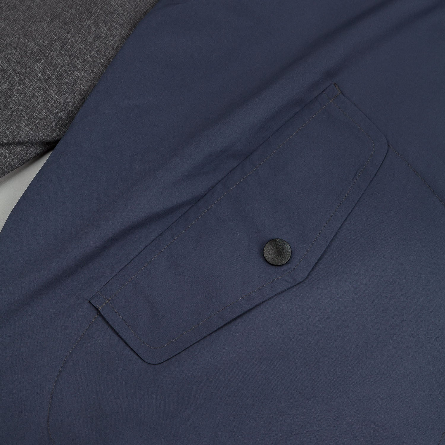 Carhartt Bluster Jacket - Black / Duke Blue