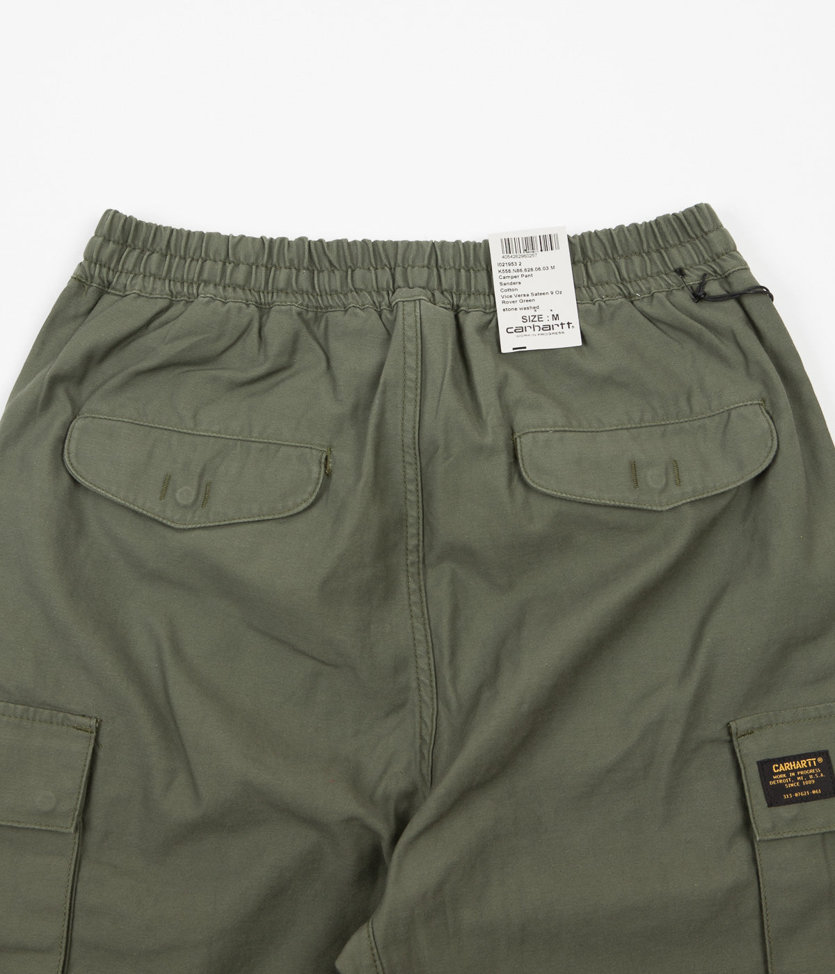 Carhartt Camper Trousers - Rover Green