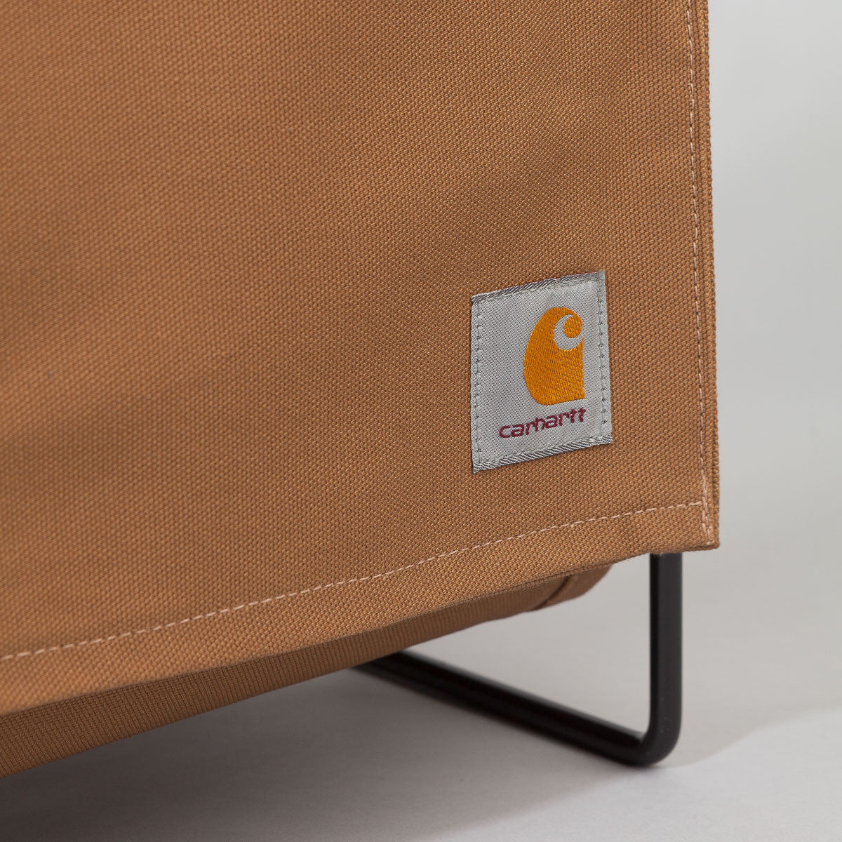 Carhartt Canvas Metal Frame Magazine Stand - Hamilton Brown