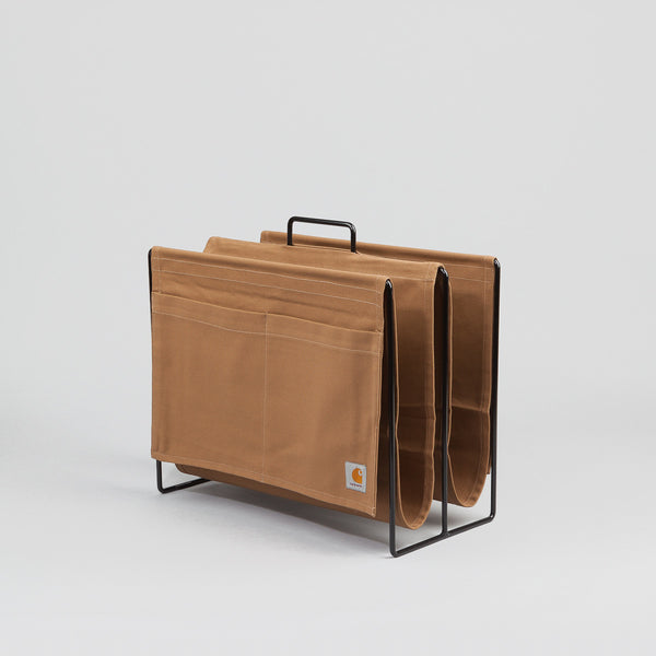 Carhartt Canvas Metal Frame Magazine Stand