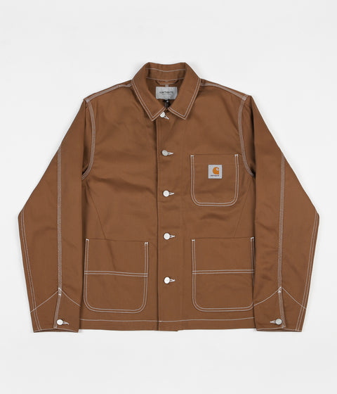 Carhartt Chalk Jacket - Hamilton Brown