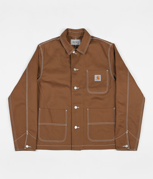 new collection amazing price big sale Carhartt Chalk Jacket - Hamilton Brown