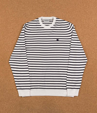 Carhartt Champ Crewneck Sweatshirt - Navy / White