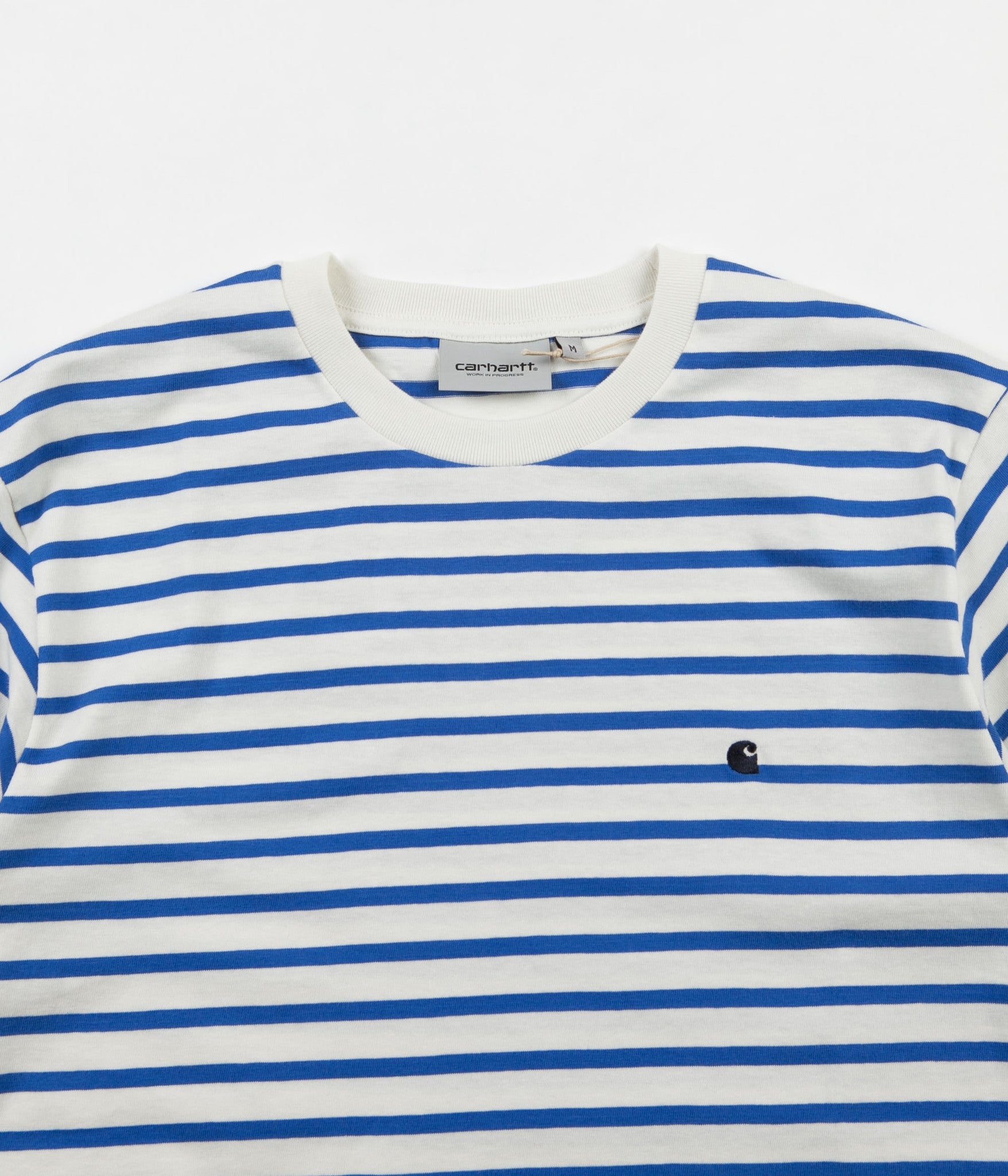 Carhartt Champ T-Shirt - Yale Blue / Wax