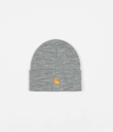 564b55909c8 Carhartt Chase Beanie - Grey Heather
