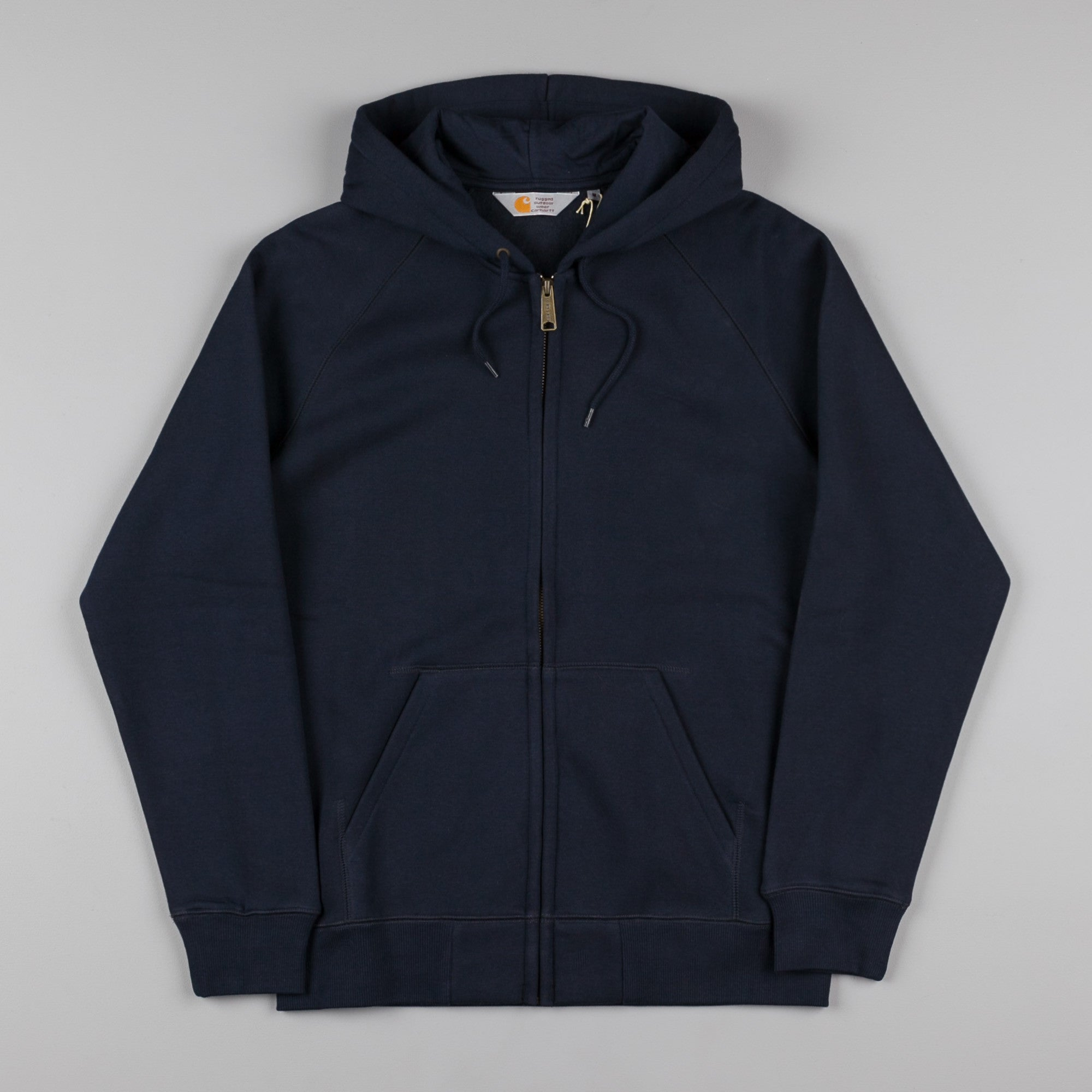 Carhartt Chase Hooded Jacket - Navy