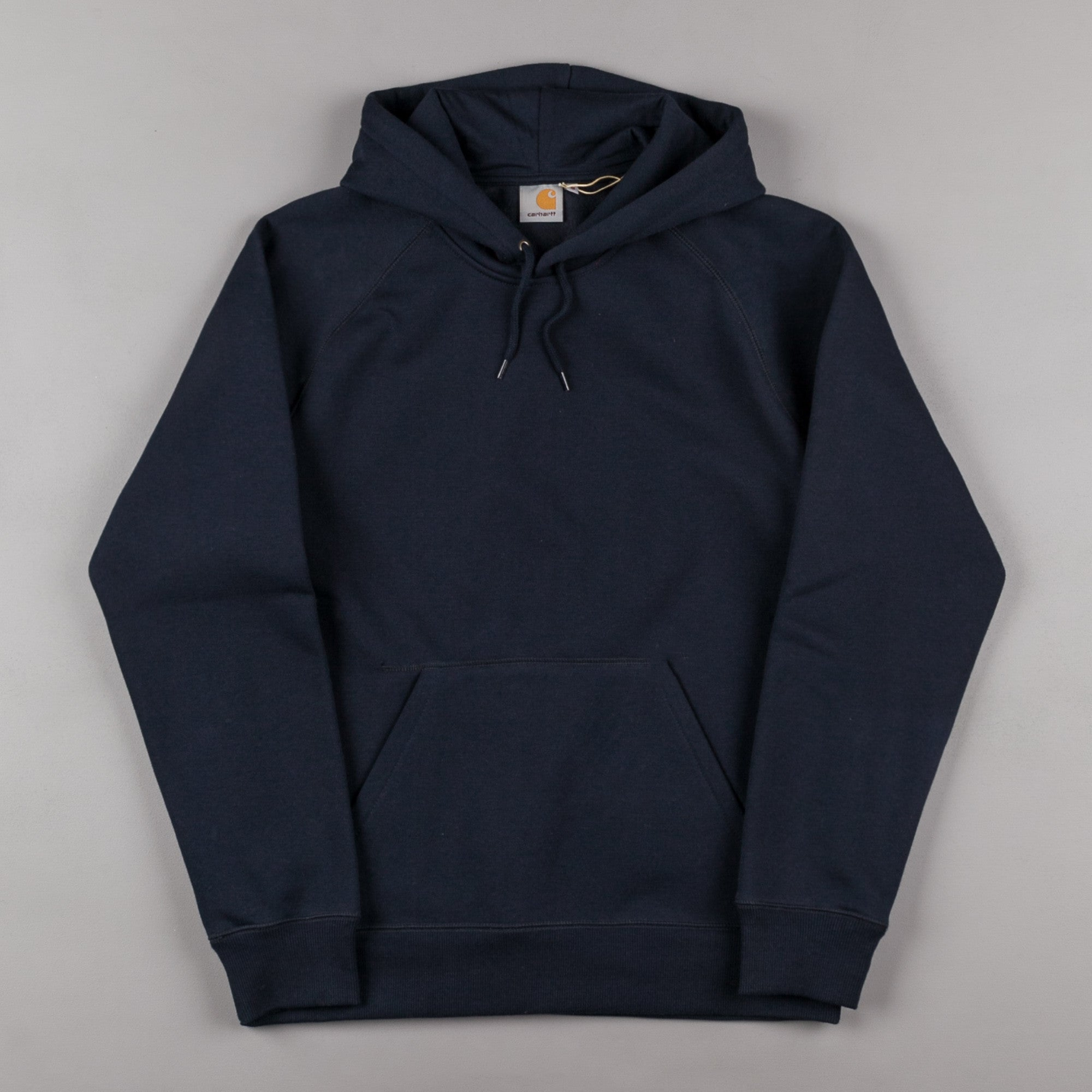 Carhartt Chase Hooded Sweatshirt - Navy