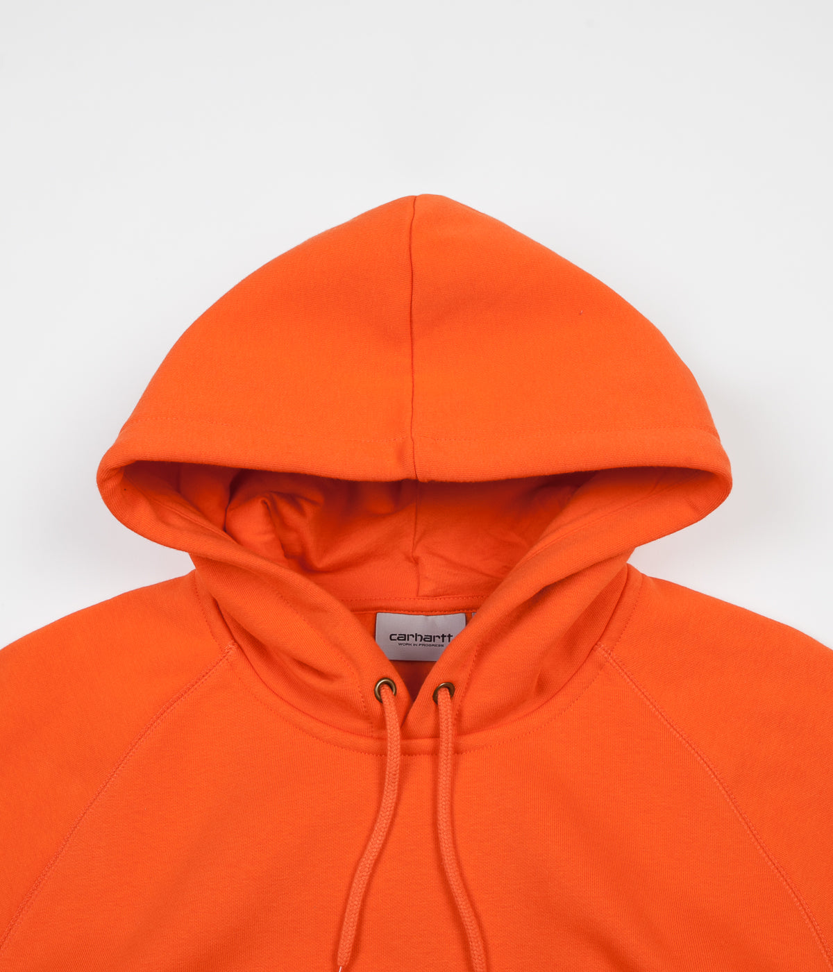 Carhartt Chase Hoodie - Pepper / Gold