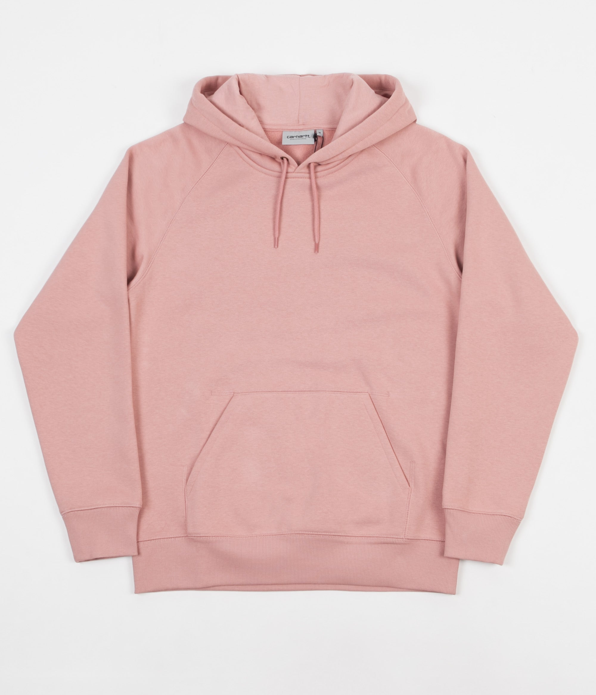 Carhartt Chase Hoodie - Soft Rose / Gold