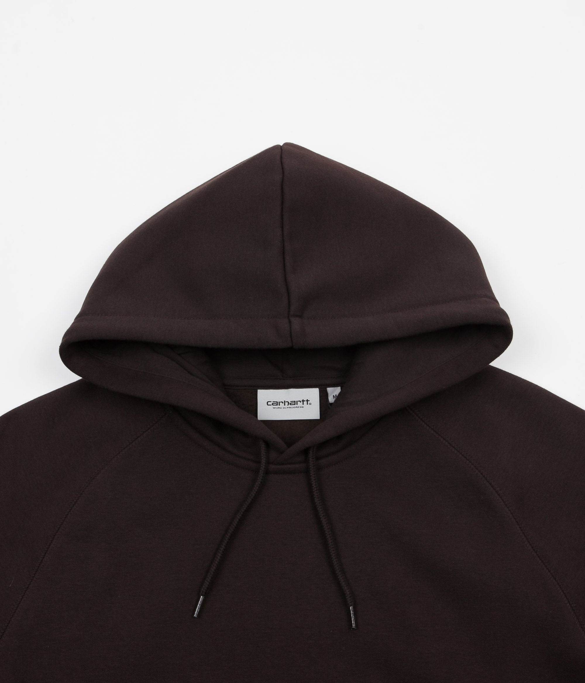 Carhartt Chase Hoodie - Tobacco / Gold