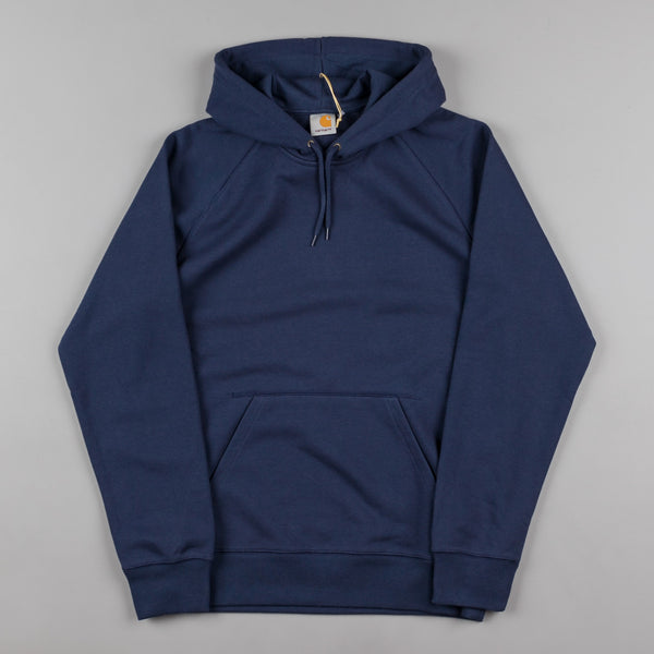 Carhartt Chase LT Hooded Sweatshirt - Blue