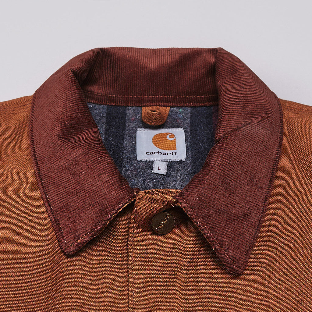 Carhartt Chore Coat Carhartt Brown