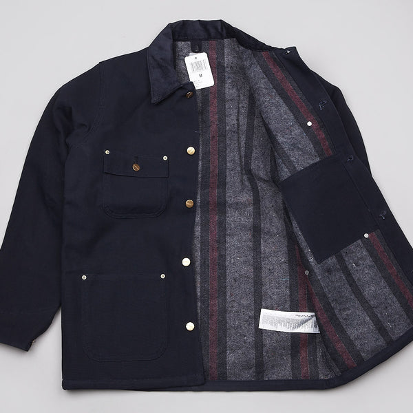 Carhartt Chore Coat Dark Navy Rigid | Flatspot