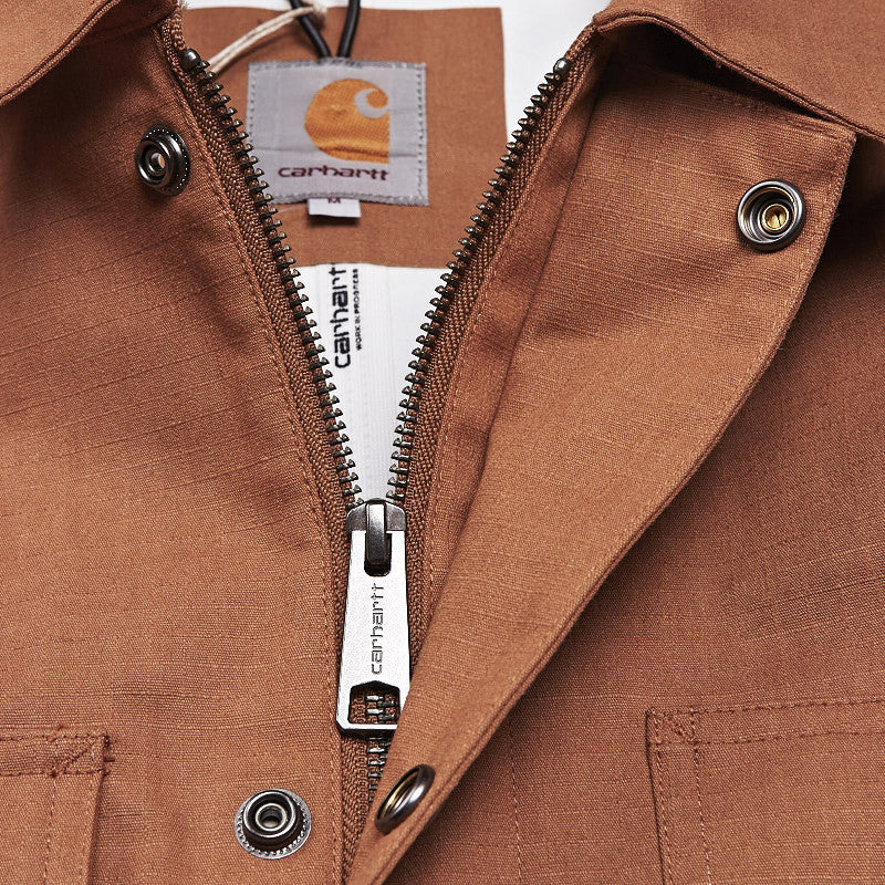Carhartt Claim Coat Hamilton Brown