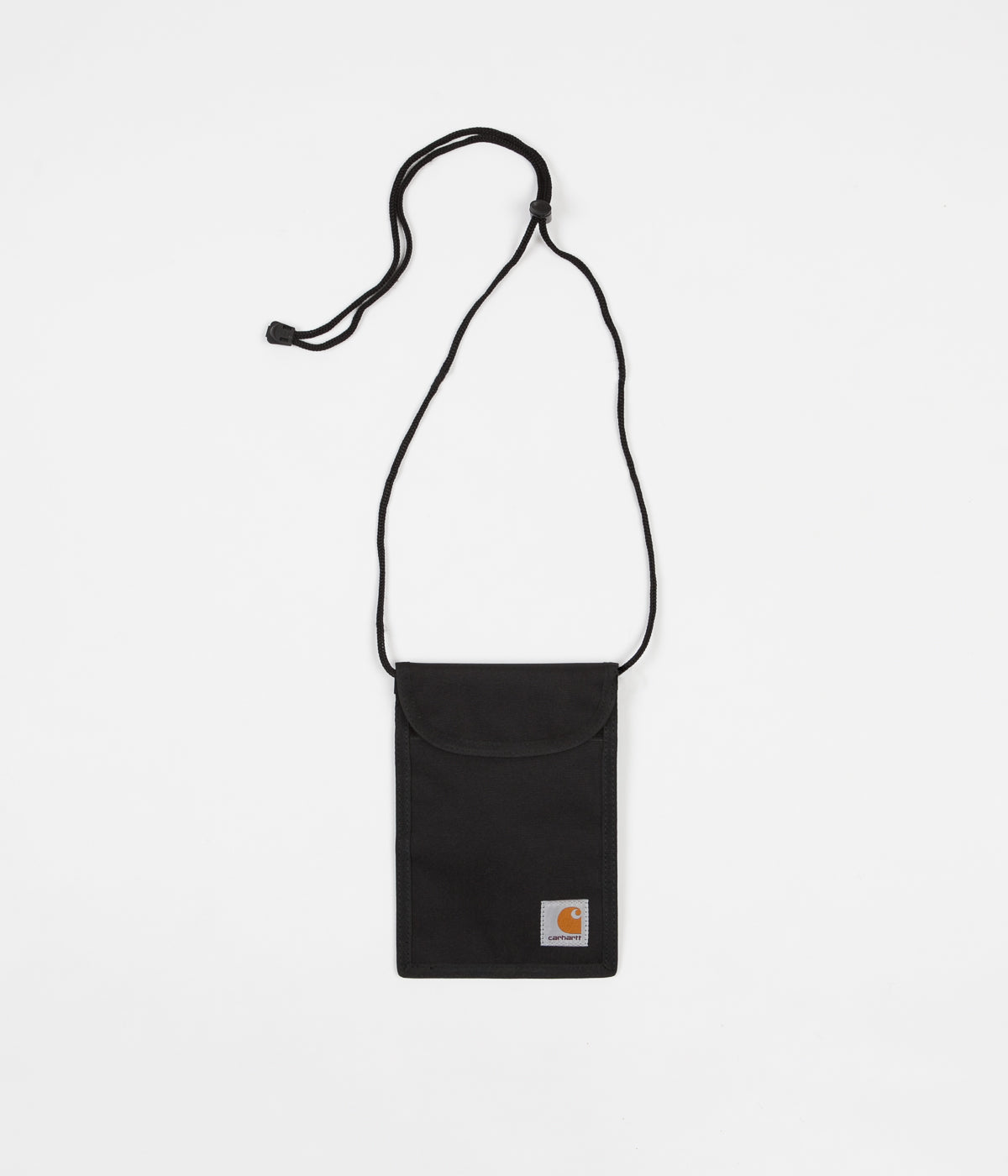 Carhartt Collins Neck Pouch Bag - Black