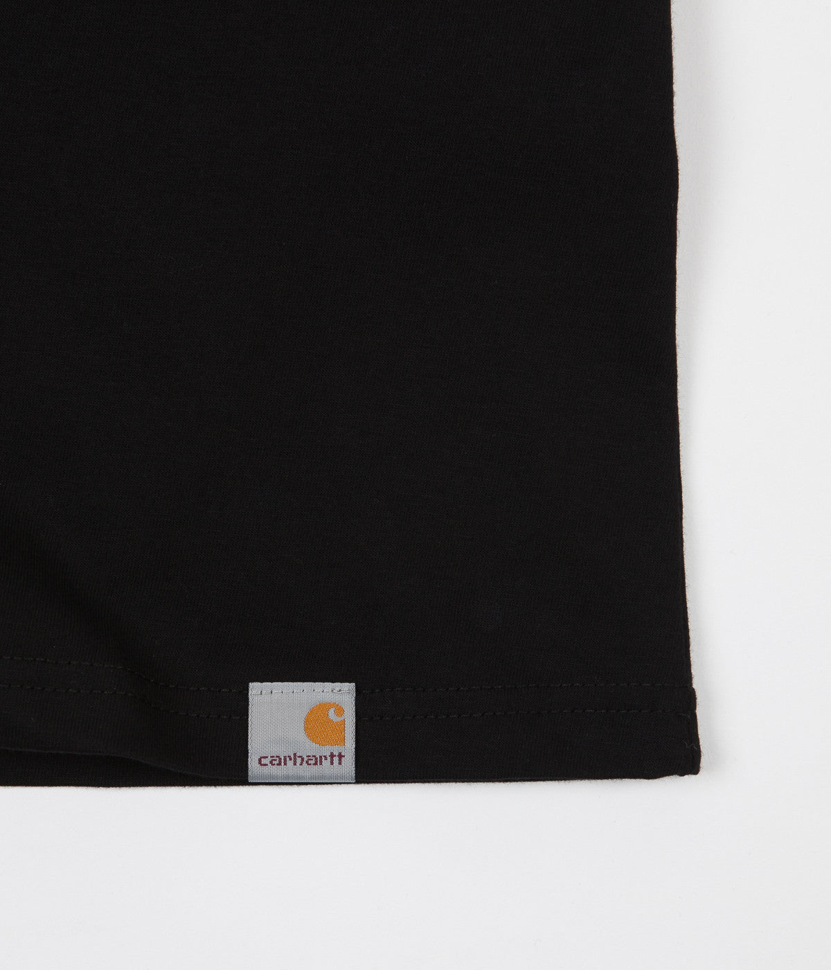 Carhartt Dead End T-Shirt - Black / White