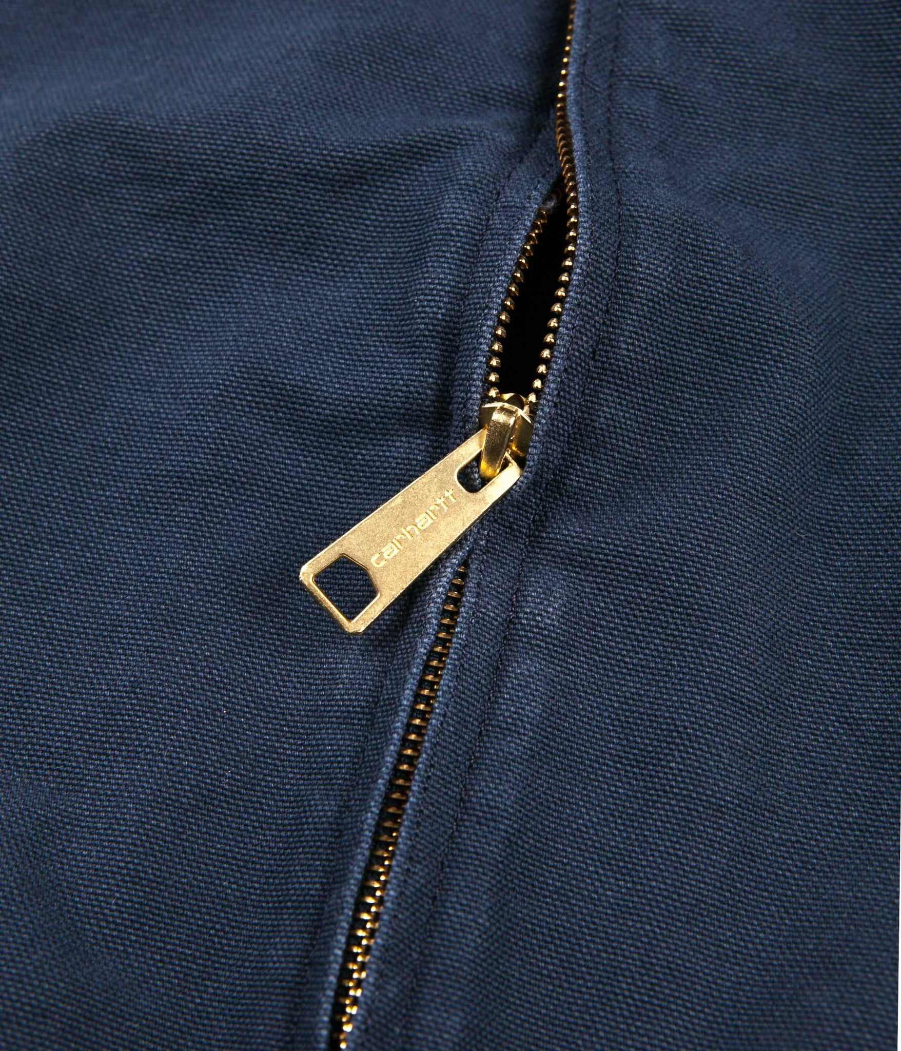 Carhartt Detroit Jacket - Navy / Black Rinsed