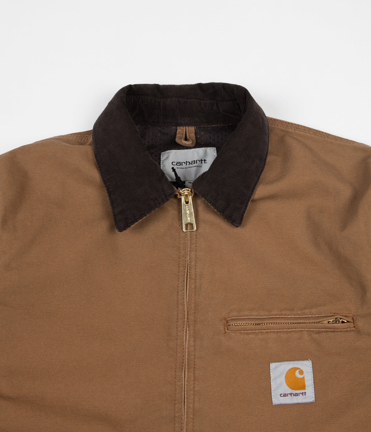 Carhartt Detroit (Summer) Jacket - Hamilton Brown