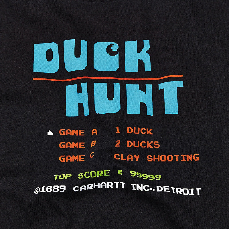 Carhartt Duck Hunt T Shirt Black