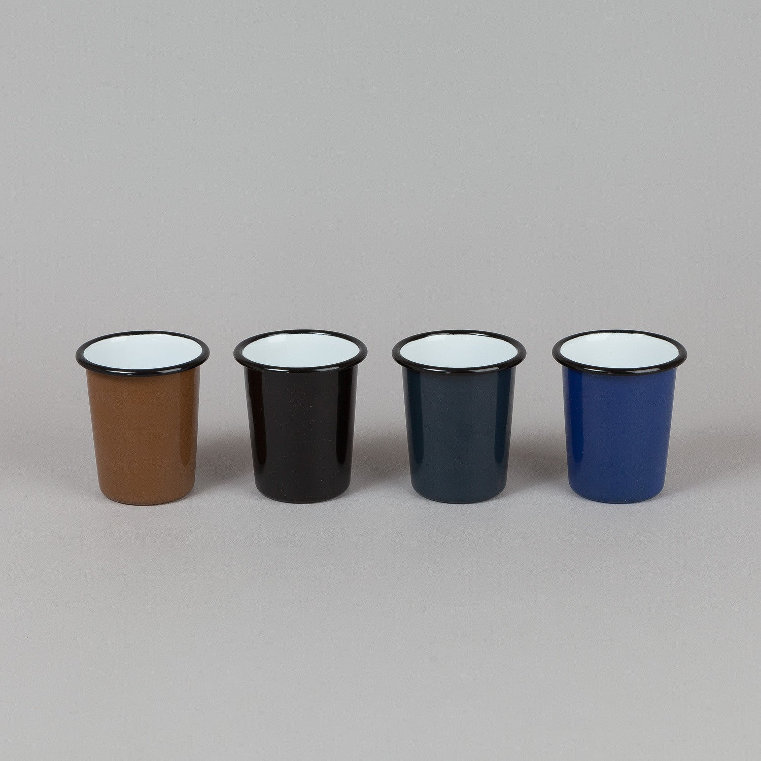 Carhartt Enamel Tumblers - 4 Pack - Assorted Colours