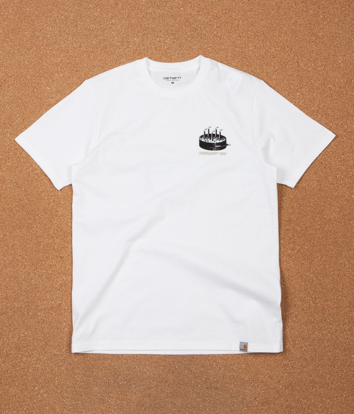 Carhartt False Pieties T-Shirt - White