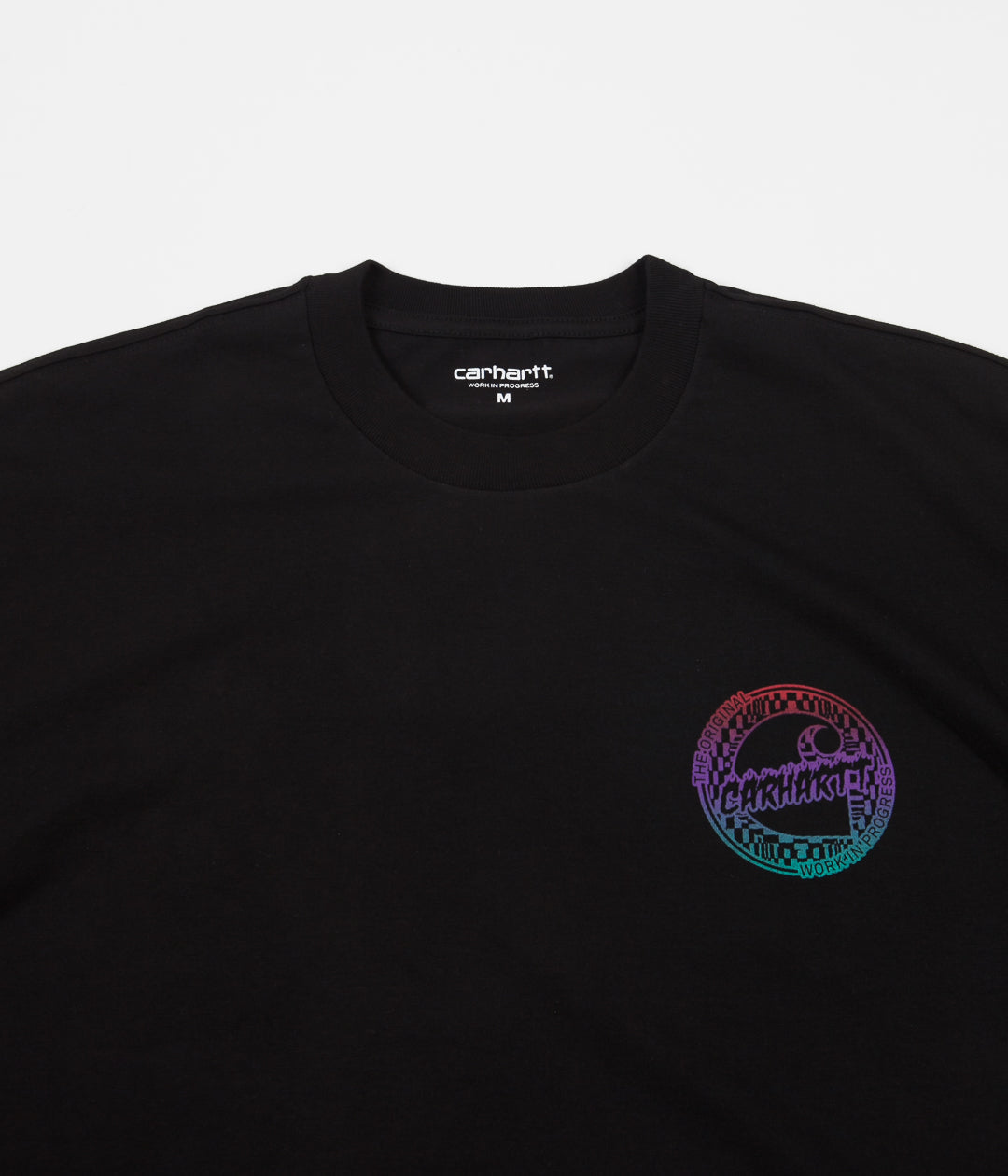 Carhartt Flame T-Shirt - Black