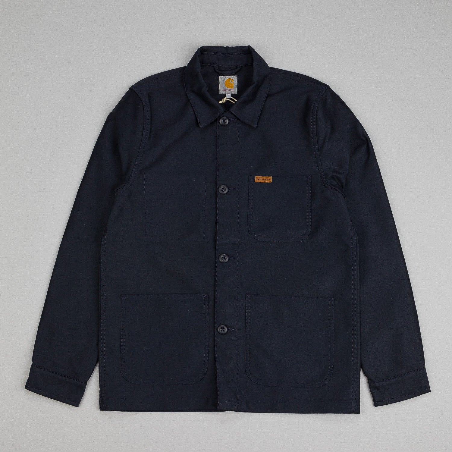 Carhartt Fynn Jacket Jet Rigid