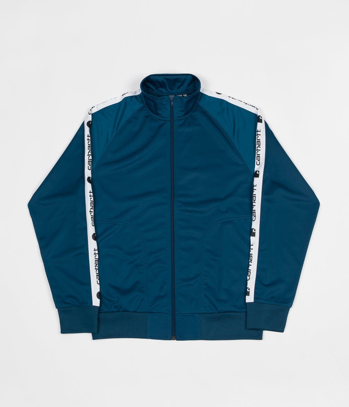 Carhartt Goodwin Track Jacket - Corse / White