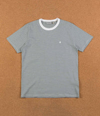 Carhartt Gordon T-Shirt - Mojito / White