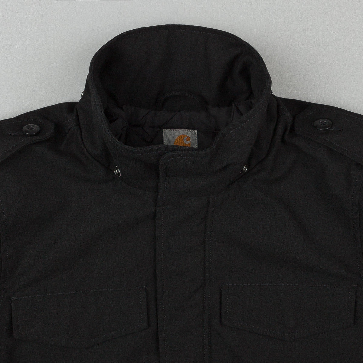 Carhartt Hickman Coat - Black