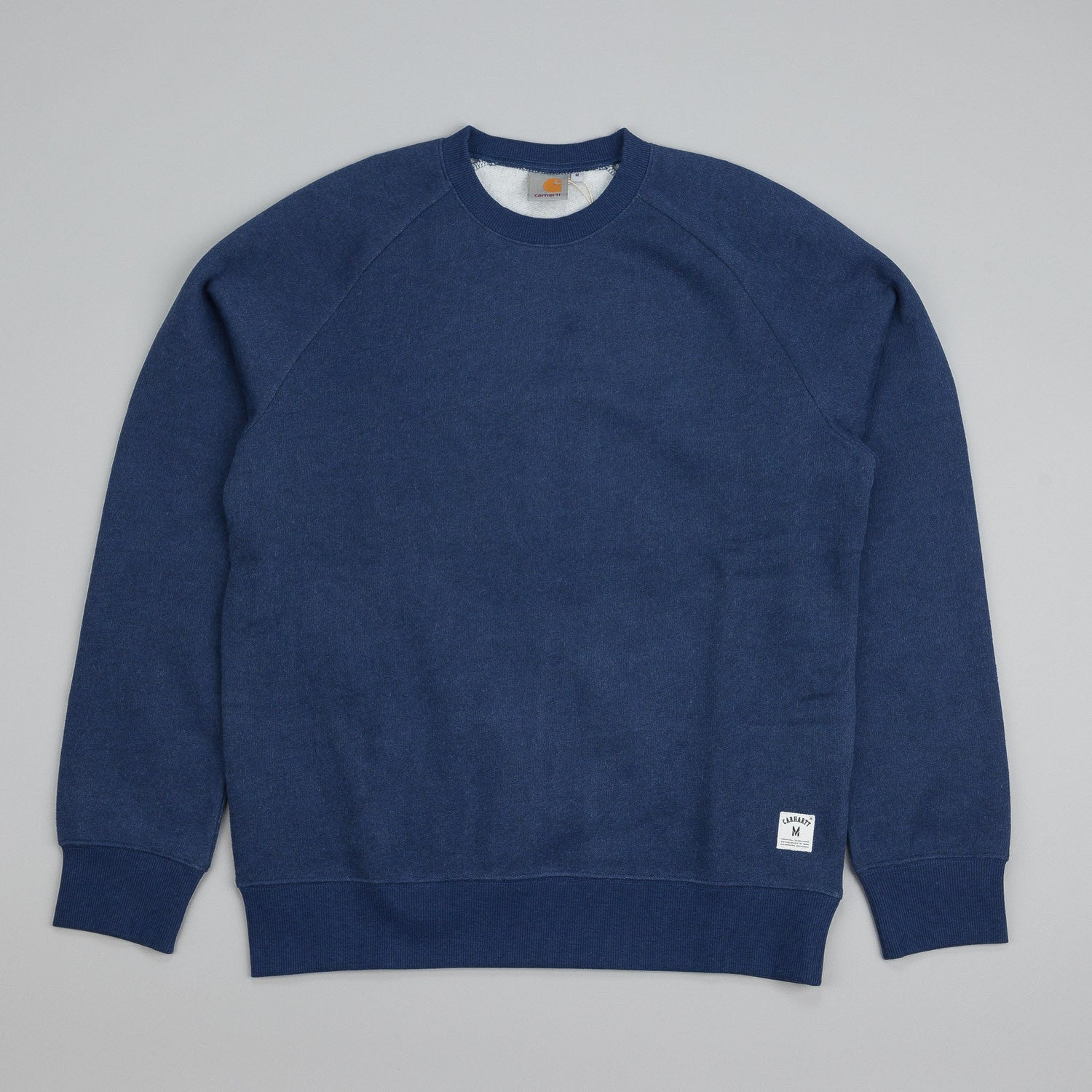 Carhartt Holbrook Crew Neck Sweatshirt Jupiter Heather