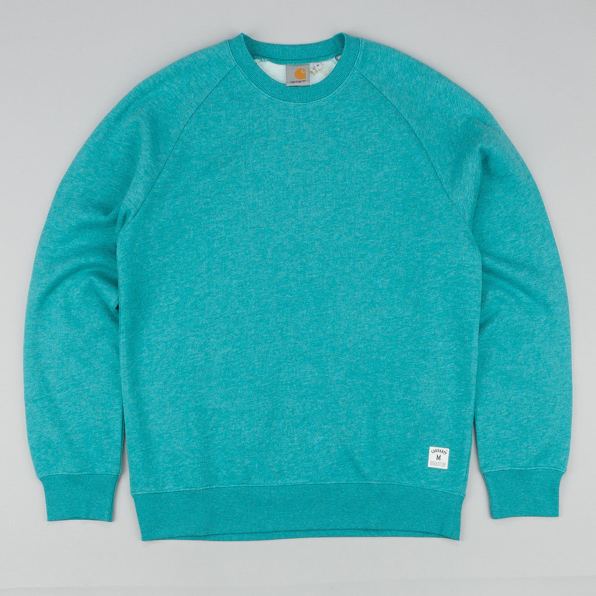 Carhartt Holbrook Crewneck Sweatshirt - Severn Heather