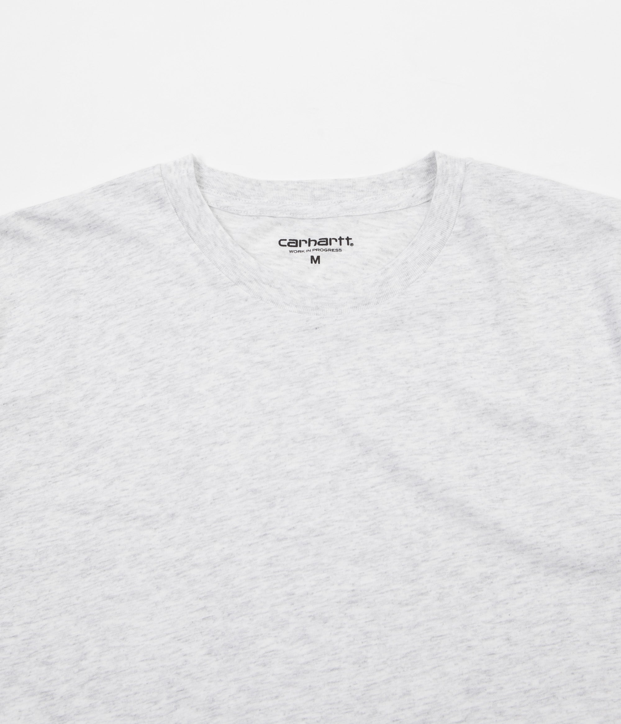 Carhartt Holbrook LT T-Shirt - Ash Heather