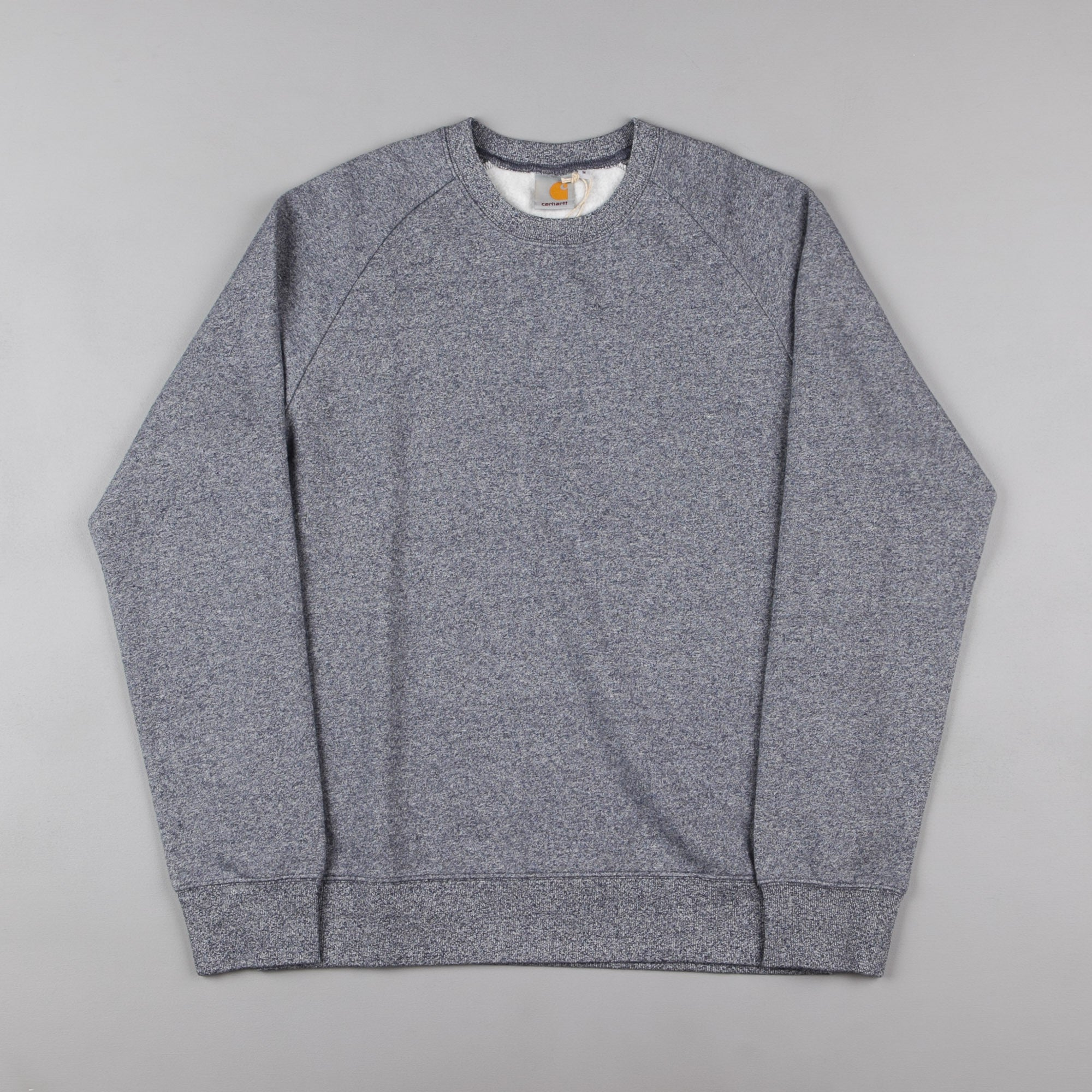 Carhartt Holbrook Sweatshirt - Navy Noise Heather